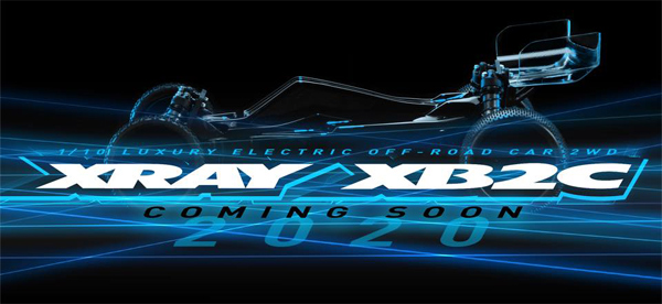SMI XRAY News Xray XB2C 2020 Coming soon