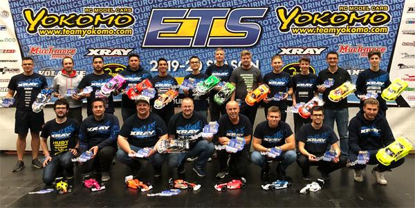 SMI Motorsport News ETS R1 in VIenna