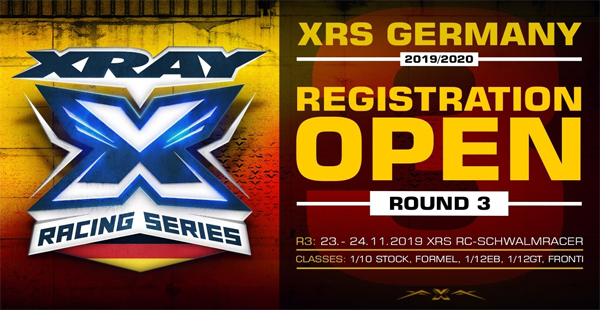 SMI Motorsport News Schlag auf Schlag - XRS Germany R3