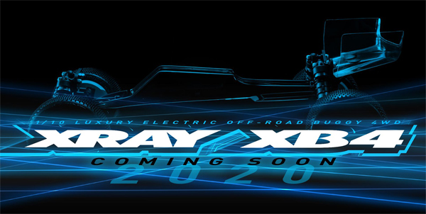 SMI XRAY News Xray XB4 ´20 Coming soon