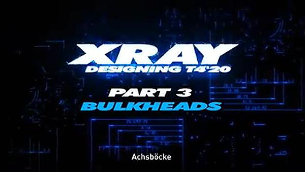 SMI XRAY News T4´20 Video Vorstellung Teil 3