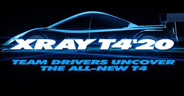 SMI XRAY News Team Driver präsentieren XRAY T4´20