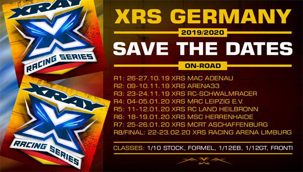 SMI Motorsport News XRS Germany 2019/2020