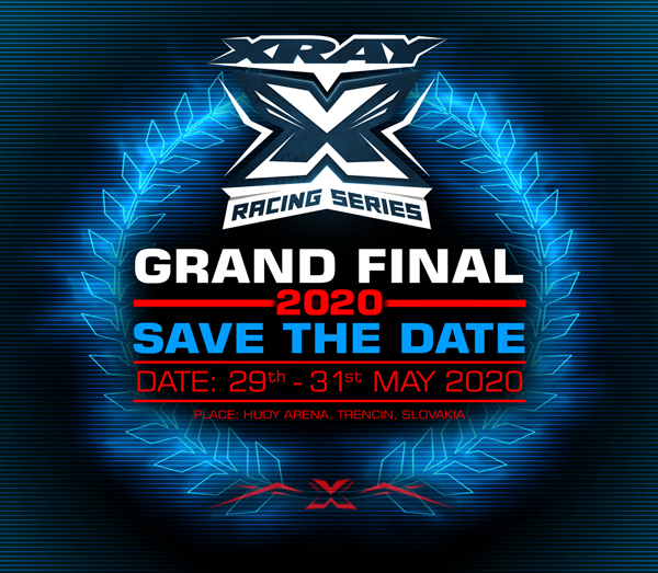 SMI Motorsport News Xray Racing Series Grand Final 2020