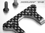 SMI XRAY News T4´20 Graphite Bumper Upper Holder