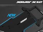 SMI XRAY News X12´20 Alu Chassis 2.0mm 7075 T6