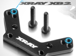 SMI XRAY News XB2 Alu Rear Roll-Center Holder