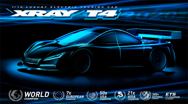 SMI XRAY News New T4´20 Online now