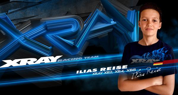 SMI Motorsport News Ilias Reise joins XRAY