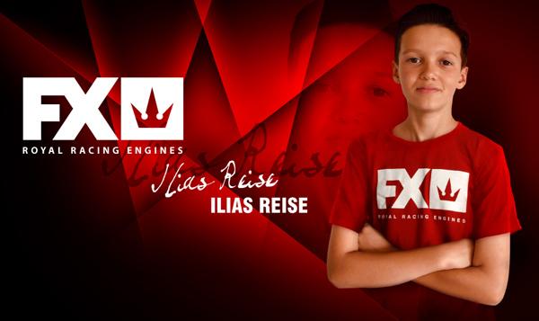 SMI Motorsport News Ilias Reise goes FX Engines