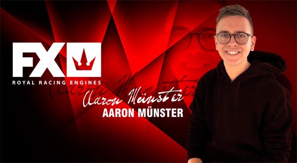 SMI Motorsport News Aaron Münster goes FX Engines