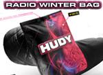 SMI HUDY News Radio Wintertasche & Wärmekissen