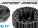 SMI XRAY News XB2´20 LCG Differential Graphit Teile