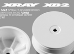 SMI XRAY News Aerodisk IFMAR-legal 2WD front wheel