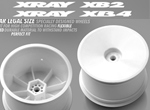 SMI XRAY News Aerodisk IFMAR-legal 2WD rear wheel