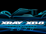 SMI XRAY News XRAY XB8 ´20 Coming soon