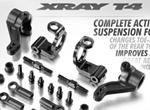 SMI XRAY News T4´20 ARS Active Rear Suspension Set