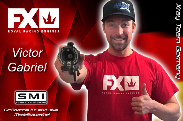 SMI Motorsport News Victor Gabriel mit FX Engines