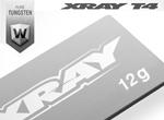 SMI XRAY News XRAY Wolfram Chassis Gewicht 12g