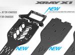 SMI XRAY News X1´20 Alu- & Hartkohlefaser Chassis