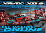 SMI XRAY News XB8´20 Set-Up Online
