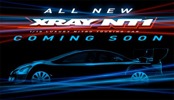SMI XRAY News XRAY NT1 is coming soon
