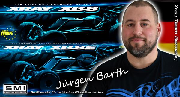SMI Motorsport News Jürgen Barth im SMI / Xray ....