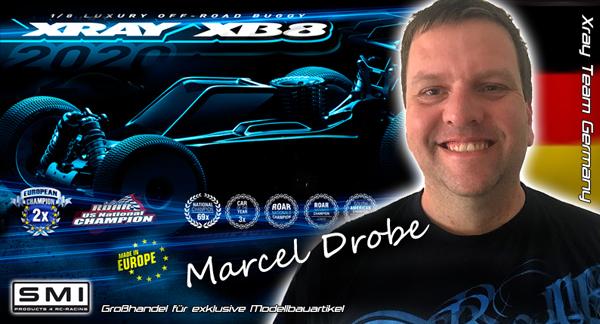 SMI Motorsport News Marcel Drobe im SMI / Xray ....