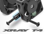 SMI XRAY News Neue T4 XRAY Alu Universalhalterung
