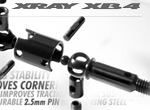 SMI XRAY News XB4´20 83mm ECS Front Antriebswellen