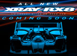 SMI XRAY News XRAY RX8 is coming soon