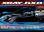 SMI XRAY News RX8 ´20/´21 Online now