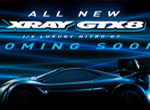 SMI XRAY News Xray GTX8 nitro kit Coming soon