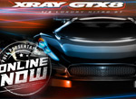 SMI XRAY News New GTX8 Online now