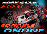 SMI XRAY News GTX8 Editable Set-up Online