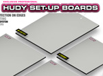 SMI HUDY News HUDY Flat Setup Board Light - Grau