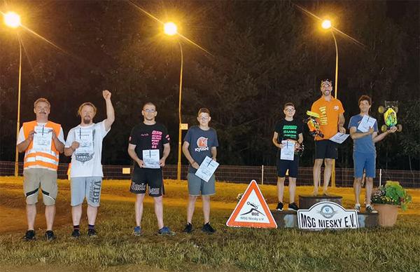 SMI Motorsport News Nachtrennen MSG Niesky 27.6.2020