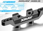SMI XRAY News Alu Front Roll-Center Halter für Stabi breit