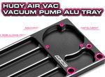 SMI HUDY News AirVac Vakuumpumpe Alu Tablett