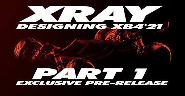 SMI XRAY News XB4´21 Exclusive Pre-Release Part 1