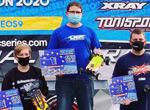 SMI Motorsport News S.Stegmeier win 4WD 10.5cl. EOS R.2