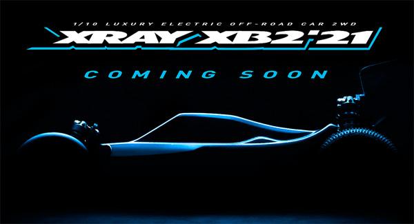 SMI XRAY News Xray XB2´21 Coming soon