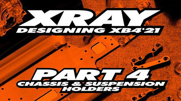 SMI XRAY News XB4´21 Exclusive Pre-Release Part 4