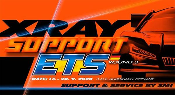 SMI Motorsport News Support beim ETS R3 in Andernach