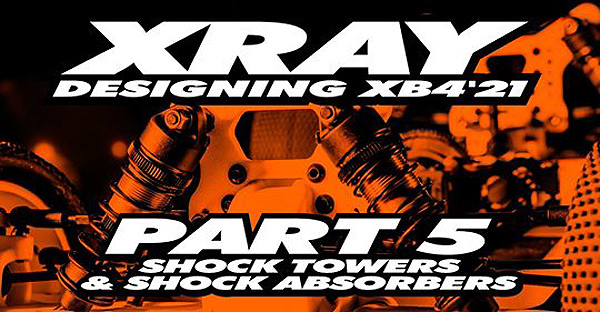 SMI XRAY News XB4´21 Exclusive Pre-Release Part 5