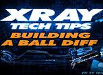 SMI XRAY News Xray Tech Tipps ´ball diff beim XB2