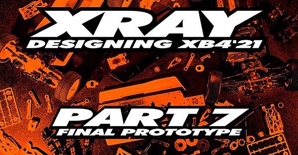 SMI XRAY News XB4´21 Exclusive Pre-Release Part 7