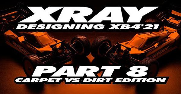 SMI XRAY News XB4´21 Exclusive Pre-Release Part 8
