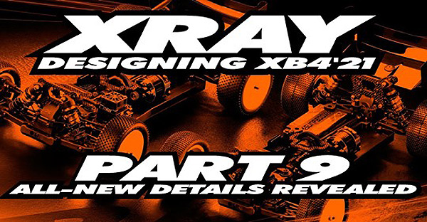 SMI XRAY News XB4´21 Exclusive Pre-Release Part 9