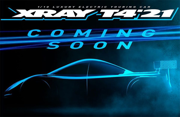 SMI XRAY News Xray T4´21 Coming soon